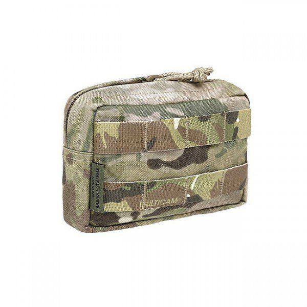 Warrior Small Horizontal Utility Pouch - Multicam 1