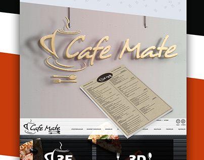 "Check out new work on my @Behance portfolio: ""CAFE MATE ALSANCAK"" http://be.net/gallery/33133435/CAFE-MATE-ALSANCAK"