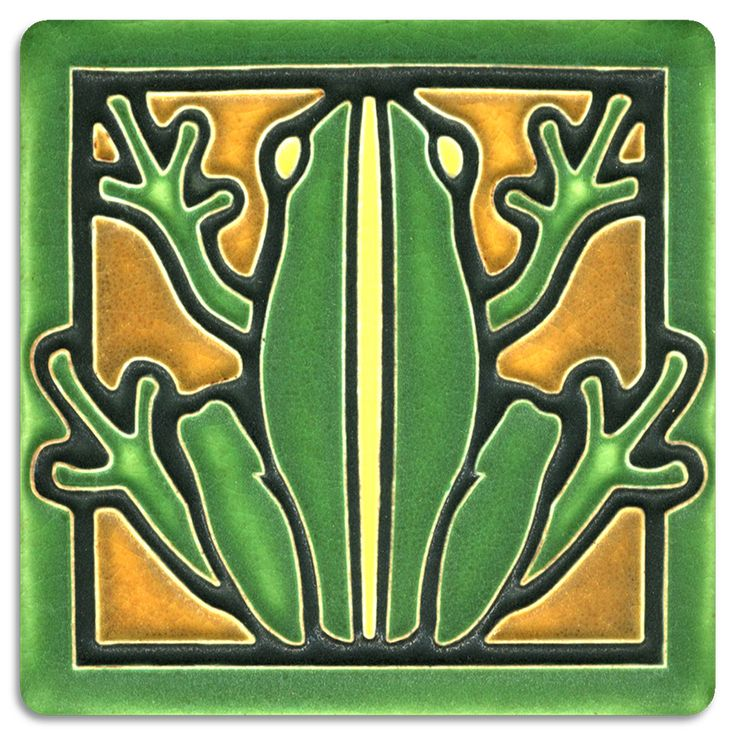 Motwai Frog - Green