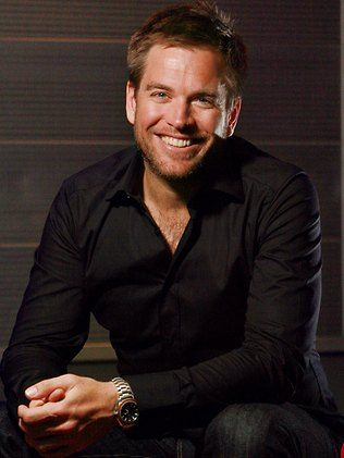 Michael Weatherly -- also known as VERY special agent Tony DiNozzo