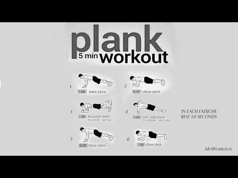 5 Min Plank Workout With Timer You  Ce B3 Cf 85 Ce Bc Ce Bd Ce B1 Cf 83 Cf 84 Ce B9 Ce Ba Ce Ae Pinterest Plank Workout Plank And Workout