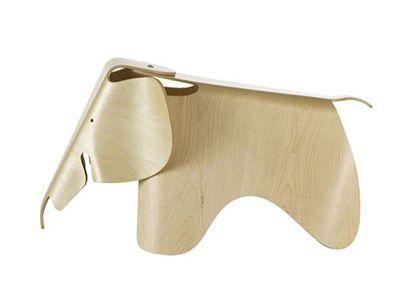 Charles & Ray Eames. Чарльз и Рэй Эймс. Plywood Elephant. 1945