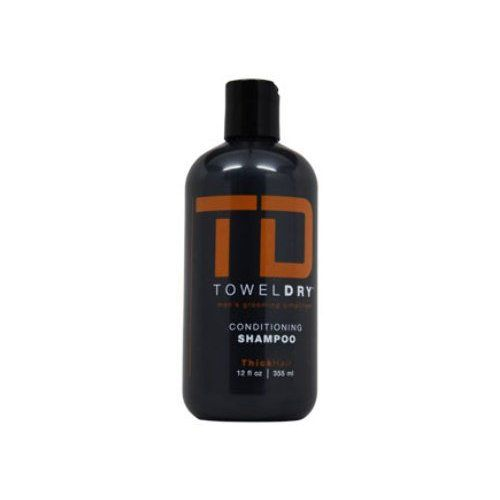 Men Towel Dry Conditioning Shampoo 1 pcs sku #hairsandstyles