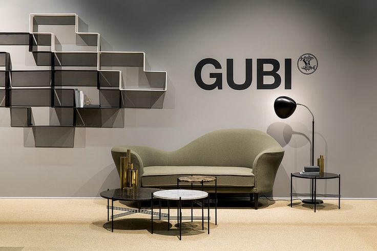GUBI at Orgatec 2014