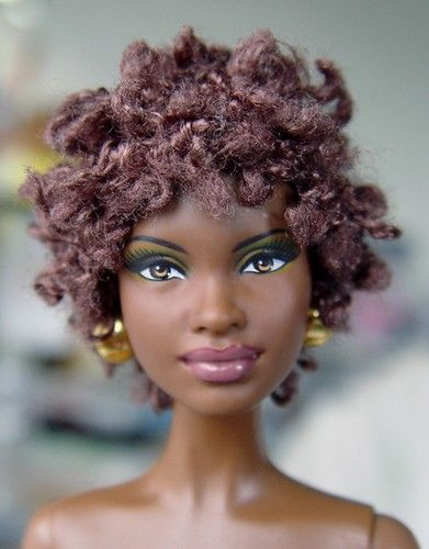 Doll Wig Barbie 98