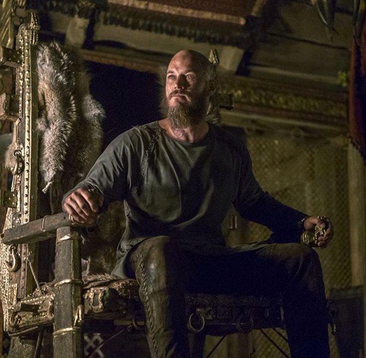 Travis Fimmel, Ragnar, Vikings 4