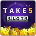 Take 5 Slots Free Coins, Ty Points, Spins, and More