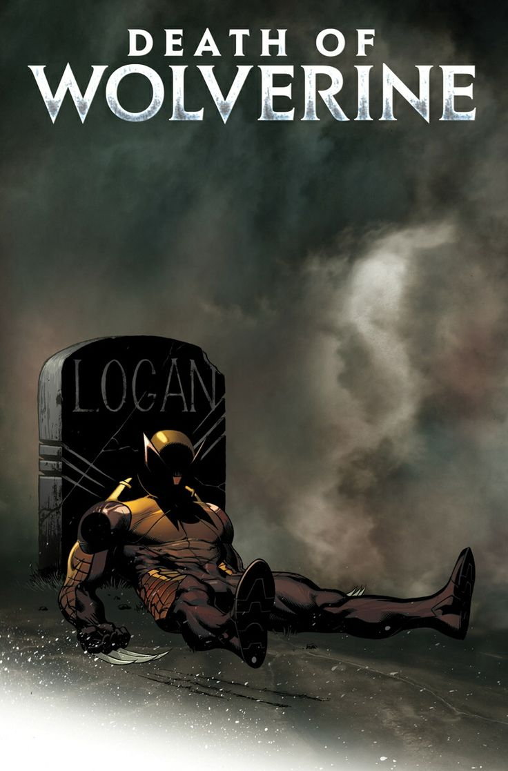 Death Of Wolverine - Ed McGuiness