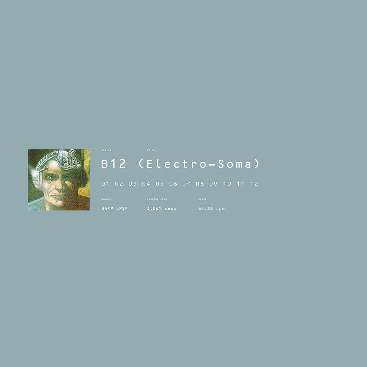 Review: B12 - Electro-Soma