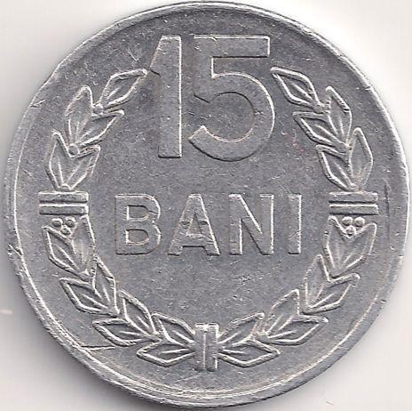 Wertseite: Münze-Europa-Südosteuropa-Rumänien-Leu-0.15-1975