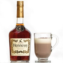 Hennessy Cognac Hot Coco Brandy Cocktail Recipe