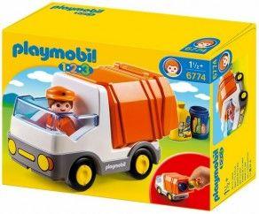 Popelářský vůz Playmobil