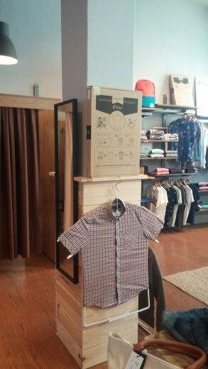 Woodtown Store, Vigo