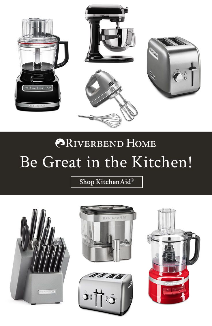 Is A Kitchen Complete If It Does Not Have Kitchenaid Appliances