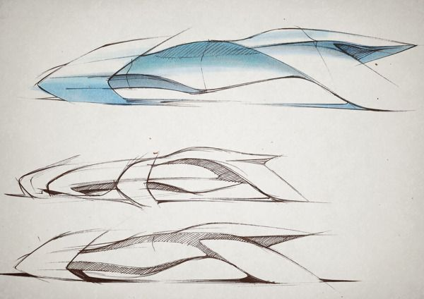 Aquatic Speedform on Behance