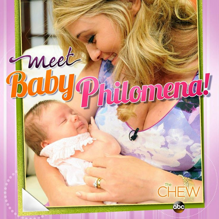 Daphne Oz and new born baby