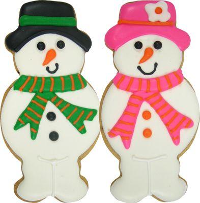 Happy Snowman Cookie Cutter