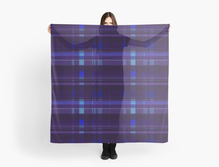 20% off. 24 hours only. Get on it. Use TWENTY20.  Purple Plaid Modern Scarf by Scar Design. #sales #discount #save #scarf #autumn #gifts #fashion #giftsforher #giftsforhim #purple #plaid #online #shopping #art #family #clothing #accessories #womansfashion #mensfashion #modern #trendy #scardesign #redbubble #39 #scarves #style