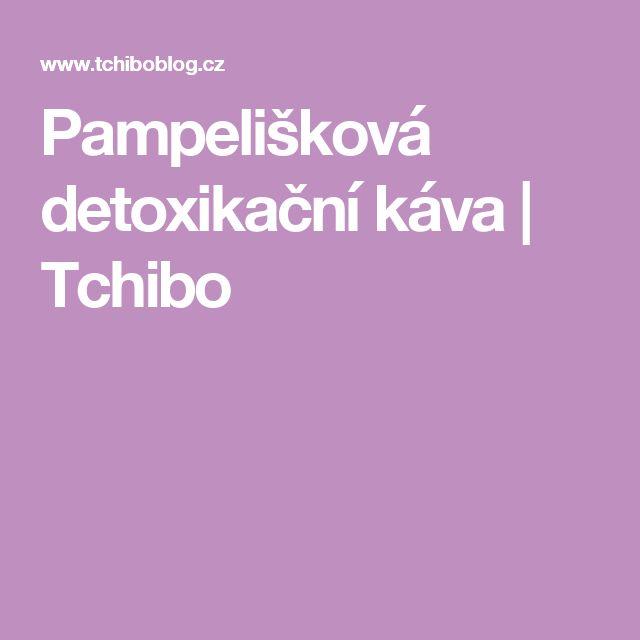 Pampelišková detoxikační káva | Tchibo