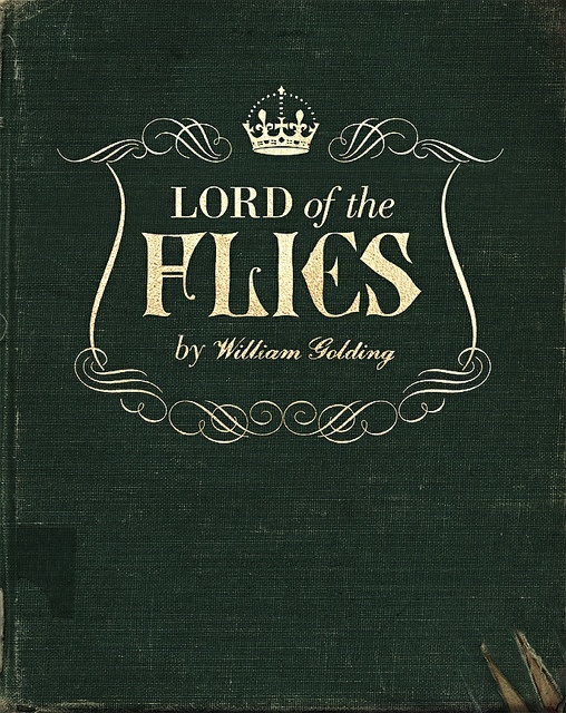 lord of the flies writing style
