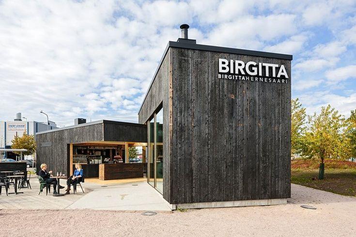 Cafe Birgitta, Helsinki, 2013 - Talli