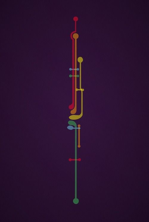 Colorful Wing Joint Bassoon Key Art