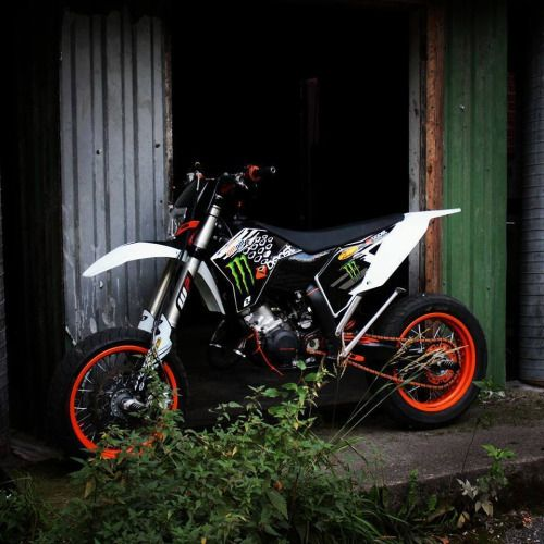 "supermotolife: ""Ask me anything!!! Bike: KTM EXC 125 Donations for my Dreambike: paypal.me/SupermotoLife """