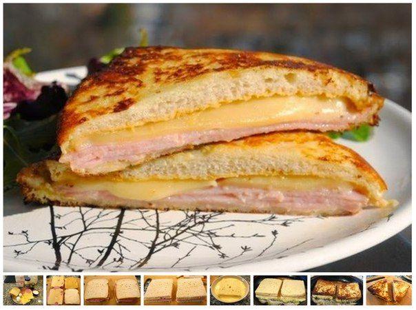 Sandwich «Monte Cristo»