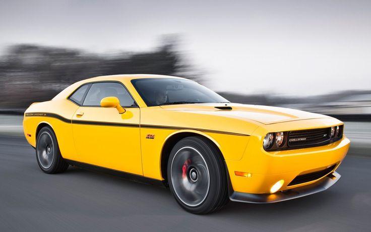 Dodge Challenger Srt8 2014