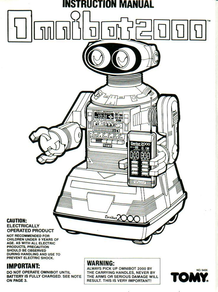 68 best omnibot 2000
