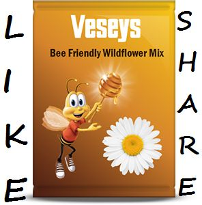 Free Vesey Seeds – Bring Back the Bees – Request Yours #VeseySeeds #Bees #Freebie #Flowers – Coupon Nannie