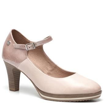 No Stress - roze pumps | Manfield.com €80