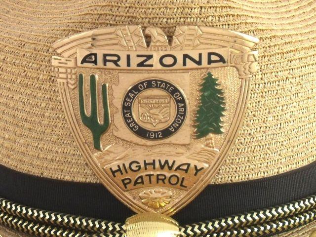 Arizona Highway Patrol Hat Badge Police Badges