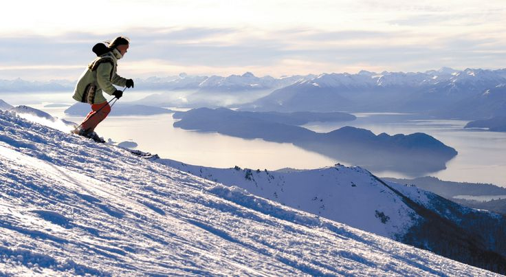 Visit Bariloche in the Winter for some of the best skiing the Southern hemisphere has to offer.