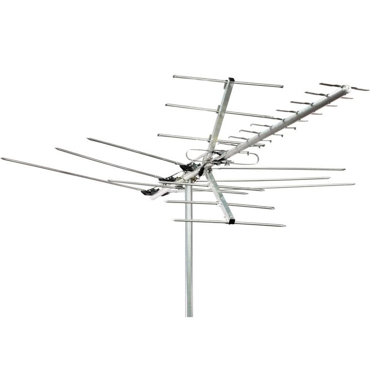 Digital Advantage 60 Medium Range Directional Outdoor TV Antenna