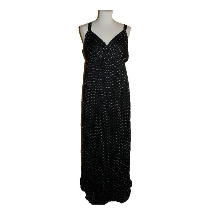 Maxi dress Next - black&white - UK18 - eur46