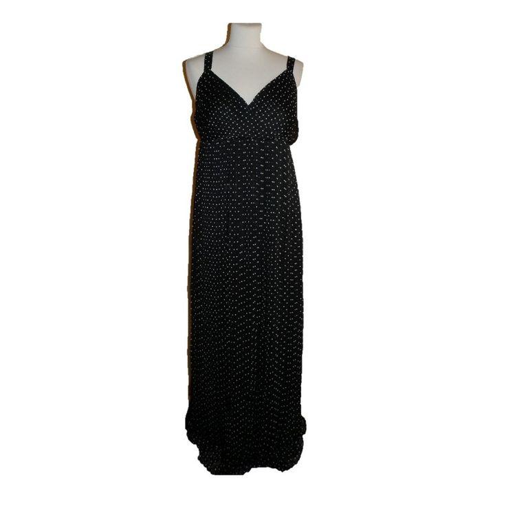 Maxi dress Next - black&white - UK18 - eur46