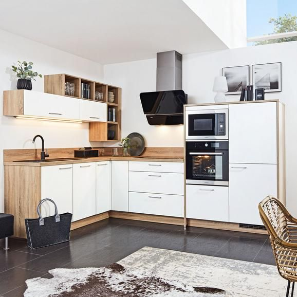 Eckkuche Win Online Kaufen Momax Eckkuche Wohnung Kuche Kuche Weiss Holz
