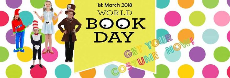 Don't stress! We have a huge range of Book Character Costumes - all in one handy place  now! Browse the boy's and girl's costumes and find one that's just right for World Book Day 2018  #CharacterCostumes #Costumes #Giftideas #Partyplanner #Ireland