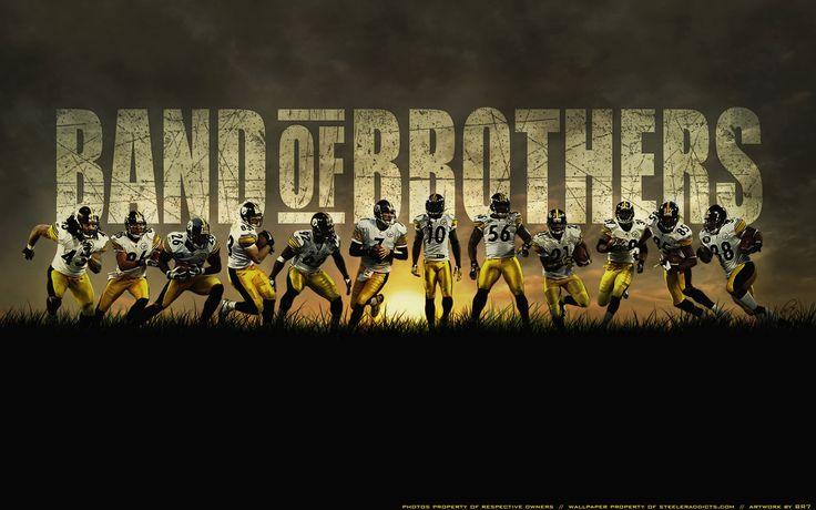 Enjoy our wallpaper of the week!!! Pittsburgh Steelers wallpaper ...