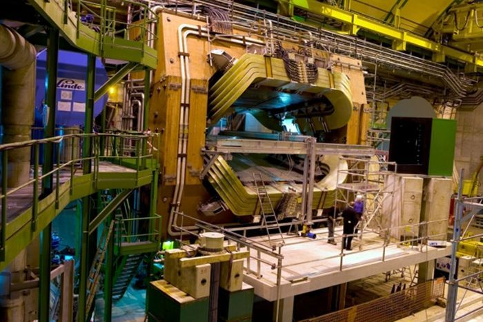 'Charming' heavy particle discovered at world's largest atom smasher | Fox News