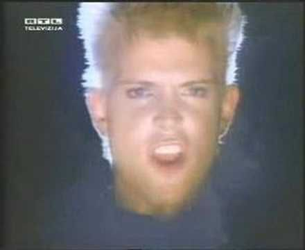Billy Idol ~ Eyes Without A Face (I used to have such a huge crush on him when I was little.  LOL!  ~Vanessa N Moylan)