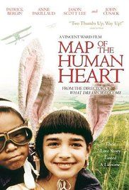 Map Of The Human Heart Watch Online. Fantastic improbabilities, happenstance and the undying bridge of love are part of this romantic fantasy about an Inuit who crosses years, oceans and the ravages of WWII to find his ...
