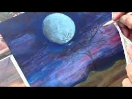 Image result for oil pastel drawings of nature for kids