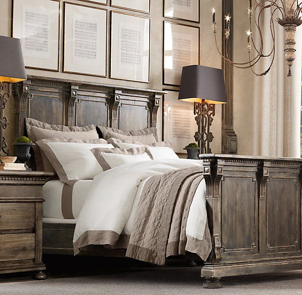 25 best ideas about restoration hardware bedroom on - Restoration hardware bedroom furniture ...