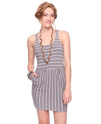 Striped Racerback Dress | FOREVER21 - 2084539644Racerback Dresses, Stripes Racerback, Forever21