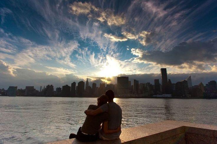New York City , город New York Если вспомнить самые романтические фильмы, то сразу можно понять, что снимались они именно в Нью-Йорке.