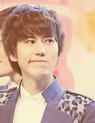 KyuHyun! He's so adorable ^^