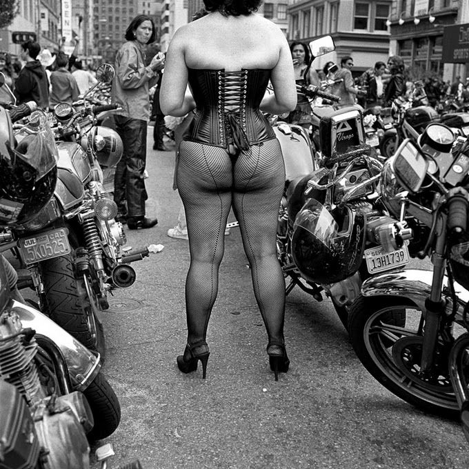 Black & White photo: Фотограф Hans Mauli