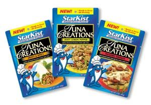 Smiley 360 Mission: Possible FREE Starkist Tuna Creations!